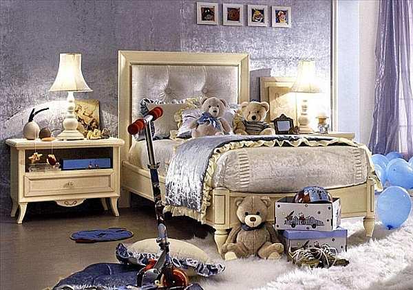 Кровать PM4 PS212+PS552 Polvere  di Stelle