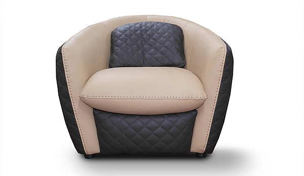Кресло NIERI Chanel MODERN