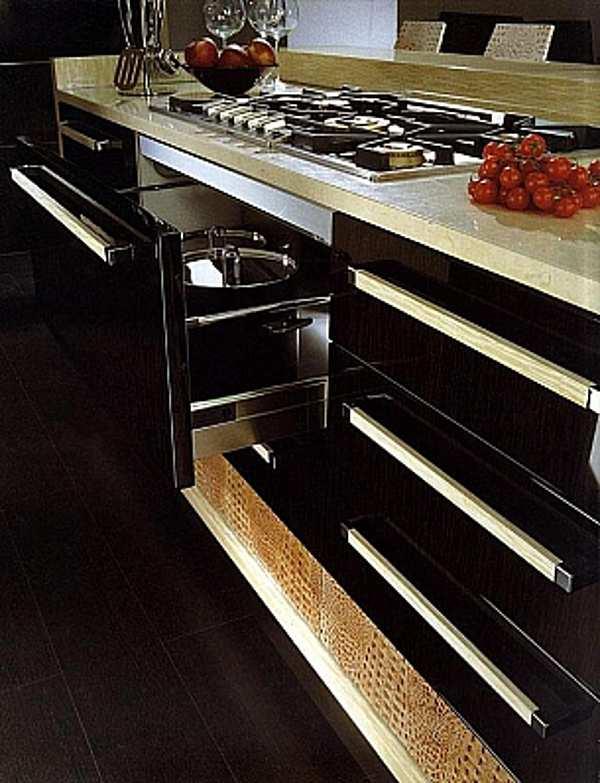 Кухня TURRI SRL A04 - Ouverture
