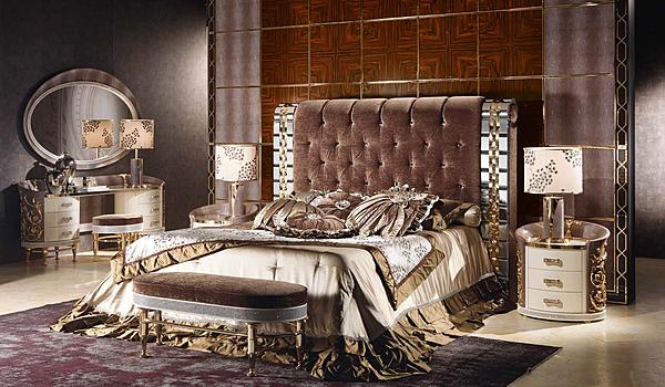 Кровать Cappelletti LM061/180-SQ