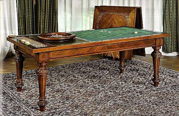 Игральный стол GIULIA CASA 1/B-ve Venezia