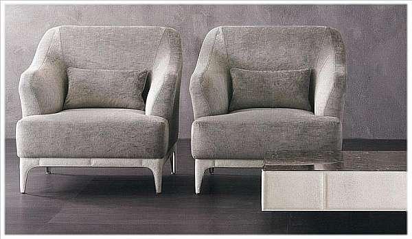 Кресло RUGIANO W49/LAC