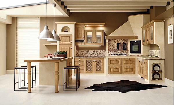 Кухня ARREX carola quattro CLASSICO