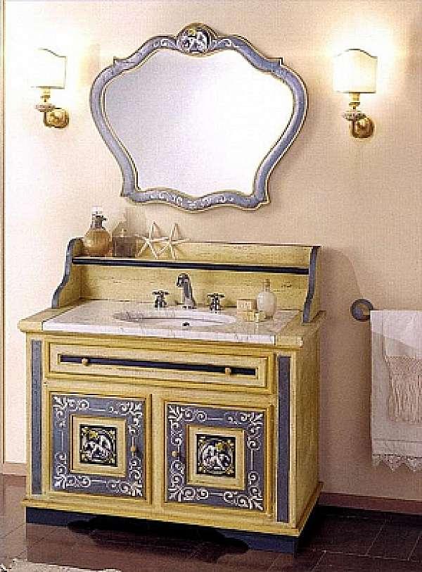 Зеркало GIULIA CASA ALOPE1/CORNICE-AD