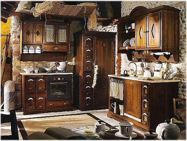 Кухня MAGGI MASSIMO A 3