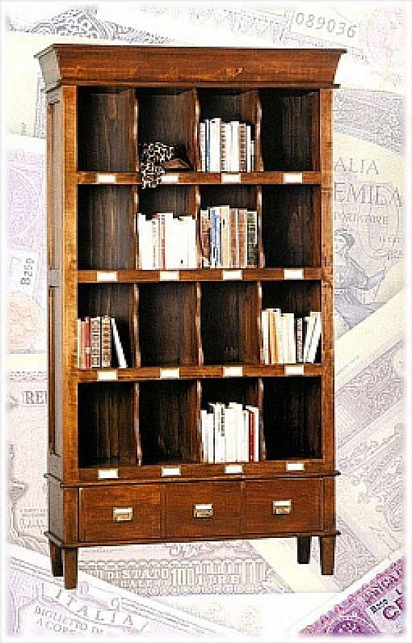 Книжный шкаф MAGGI MASSIMO 379